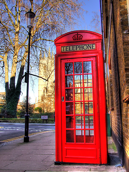 Communicating with Our Lord - Chelsea - London by Colin  Williams Photography