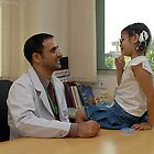 MISHA AND DOCTOR UNCLE by RakeshSyal