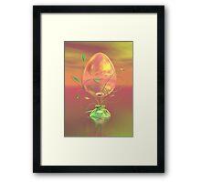 Easter Egg Framed Print