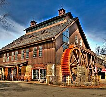 Ye Olde Mill - Ohio by Kate Adams