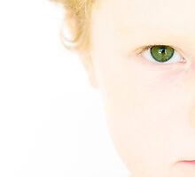 Green Eyed Monster by LauraMcLean