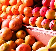 Mexican Fruit Stall by Barnbk02