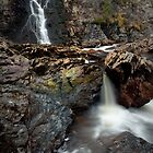 Falls in Spring by Stephen Rowsell