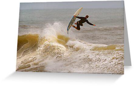 SURFER SURF by Scott  d'Almeida