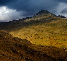 Moelwyn Mawr from Cnicht by Rory Trappe