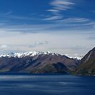 Lake Hawea by Sarah Howarth [ Photography ]