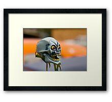 Achmed Framed Print