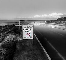 No Entry #2 by Matthew Jones