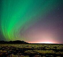 Northern lights by johannesfrank