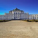 Stupinigi,hunting lodge by paolo1955