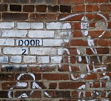 Door Number 2 by Robert Baker