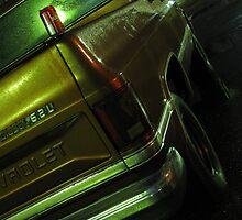 3.4.2010: Chevrolet Scottsdale II by Petri Volanen
