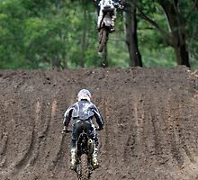 Mt Kembla Motocross II by Stephen Balson