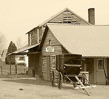 Miller's Buggy Shop by Bob  Perkoski