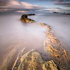 Firth of Forth Seascapes by Graham Stirling