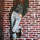 Fire brick by Gay Henderson