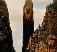 Tasmania, Eco Widerness Tours Cruises, Port Arthur by photoj