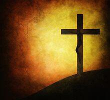Jesus Christ by Olga Altunina