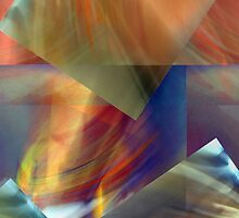 Abstract Composition #1 – April 6, 2010 by Ivana Redwine