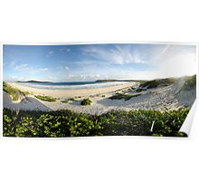Fingal Bay, Port Stephens Poster