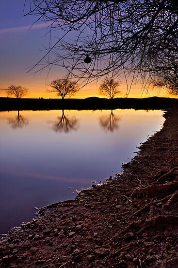 Waters Edge by Rob  Southey