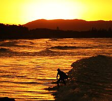 Byron Bay surf. by phiddle