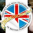 British Portrait Artists Banner by thephotosnapper