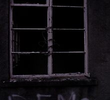 Denbigh Mental Asylum 1. by Hannah Edwards