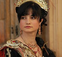 Lady Nero -- Zebbug Good Friday Pageant Malta by Edwin  Catania