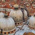 St Mark's Basilica, Venice, Italy by georgelim