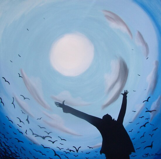Blue Yonder by Rory  Moorer