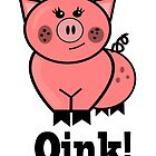 OoOinK!!!! by Maria  Gonzalez