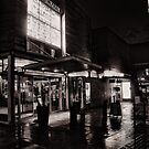 Electric dreams in the rain by clickinhistory