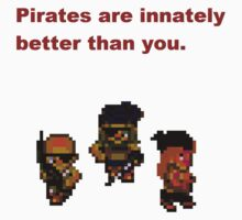 Pirates Are Best by Rebecca Tripp