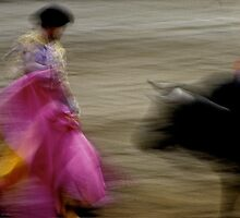 Bullfighting−19、SPAIN by yoshiaki nagashima
