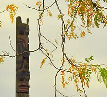 Totem 2 by Jeff Cook