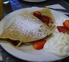 Strawberry Pancake  by Motza1