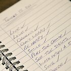 "The ""To Do"" List by James  Leader"