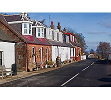 More Corrie Cottages Photographic Print