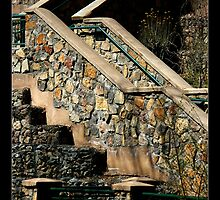 Big Ditch - Silver City, NM by Vicki Pelham
