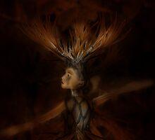 Centaurea cyanus by Yndra