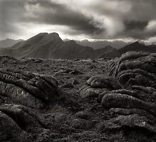 The Black Cuillin #2 by Peter Gallagher