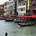Grand Canal, Venice by Peg Robb