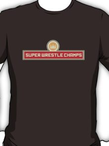 Super Wrestle Champs T-Shirt