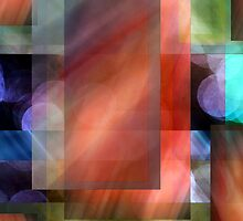 Abstract Composition – April 8, 2010 by Ivana Redwine