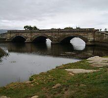 Ross Bridge, Tasmania by michellerena