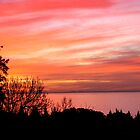 Sunset at Mt Martha by baudman
