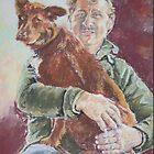 Warren and Bob by scallyart