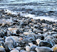 Pebbles by Ian Manton