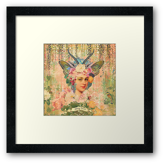 Talking Flower by AngiandSilas